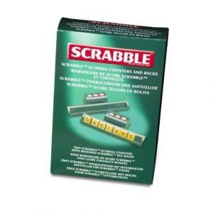 Scrabble Scoring Markers & Racks
