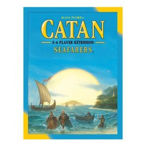 Catan: Seafarers 5-6 Player Extension (2015 Refresh)