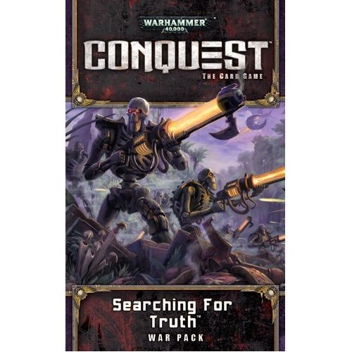 Searching for Truth: Conquest LCG