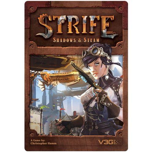 Shadows & Steam: Strife
