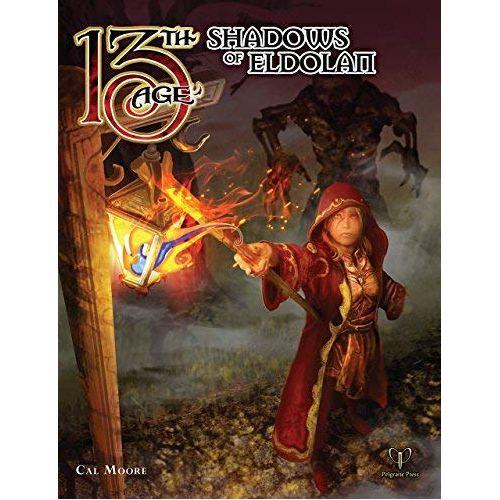 Shadows of Eldolan: 13th Age Fantasy RPG Adv