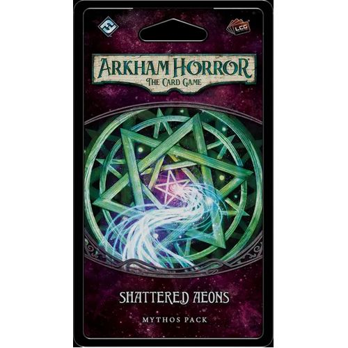 Shattered Aeons Mythos Pack: Arkham Horror LCG Exp