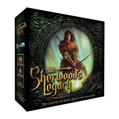 Sherwood's Legacy (Boxed Board Game)