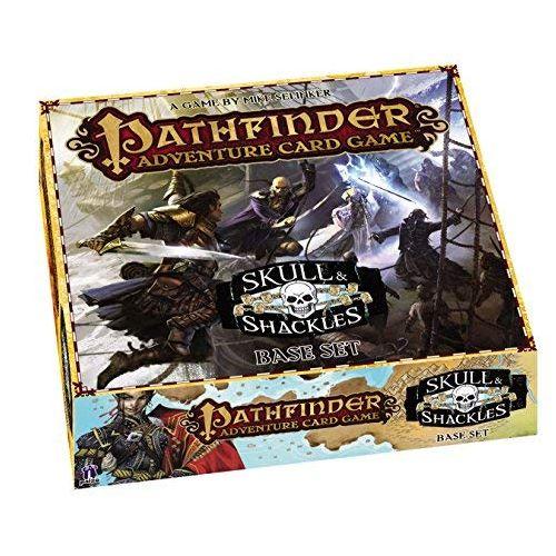 Skull & Shackles Base Set: Pathfinder Adventure Card Game