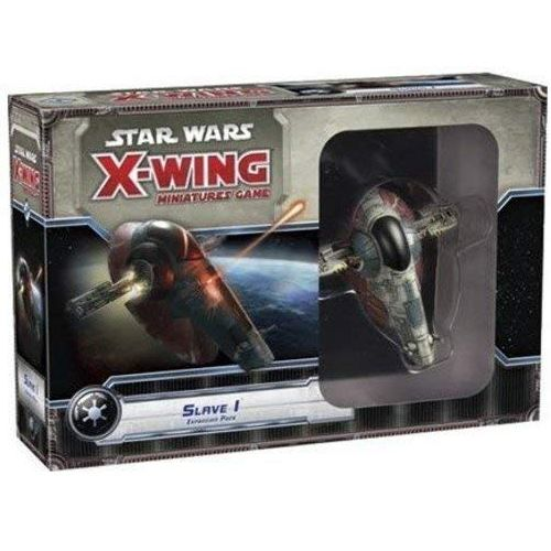 Slave 1 Expansion Pack: X-Wing Mini Game