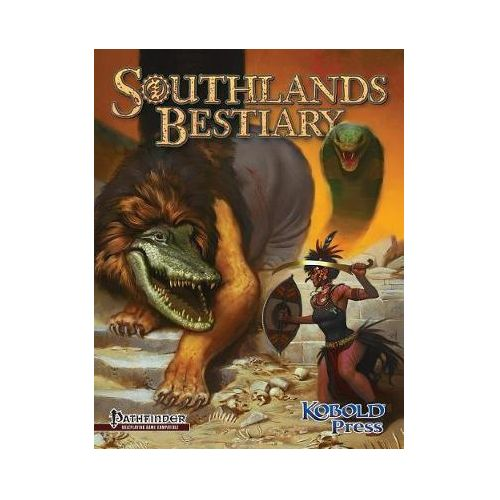Southlands Bestiary: Pathfinder