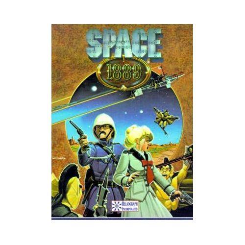 Space 1889 (Sci-Fi RPG)