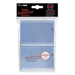 Standard Clear Sleeve DP (100 pack)