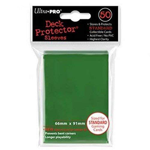 Standard Green Deck Protector Sleeves
