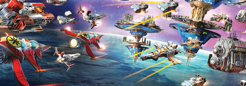 Star Realms Command Decks Preview