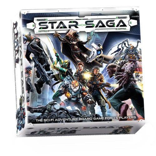 Star Saga: The Eiras Contract Core Set