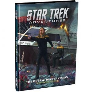 Star Trek Adventures: Operations Division Rulebook