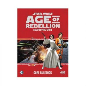 Star Wars: Age of Rebellion RPG - Core Book