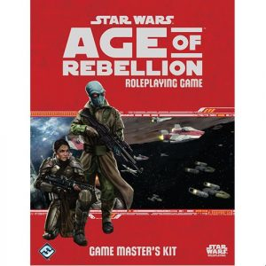 Star Wars: Age of Rebellion RPG - GM Kit