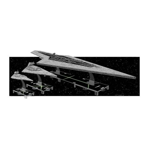 Star Wars Armada- Super Star Destroyer Expansion ships
