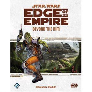 Star Wars: Edge of the Empire RPG - Beyond the Rim Adventure Module