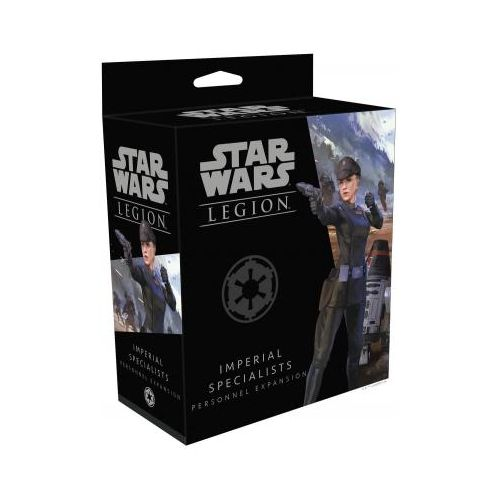 Star Wars Legion: Imperial Specialists Expansion