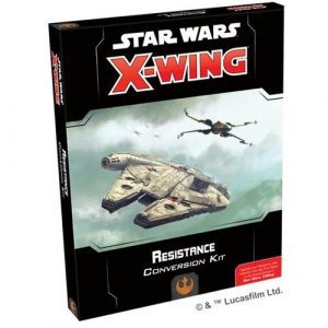 Star Wars: X-Wing - Resistance Conversion Kit