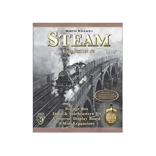 Steam: Rails to Riches Map Expansion #5