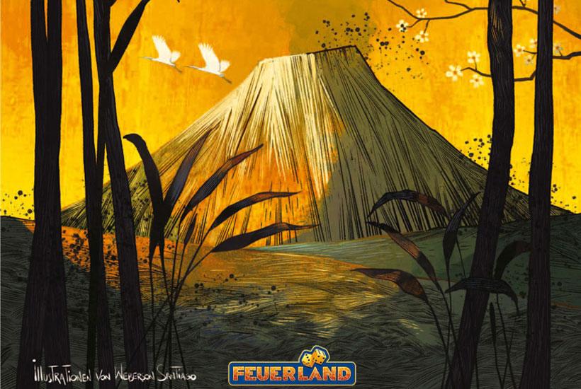 Stone Age News - Fuji Board Game