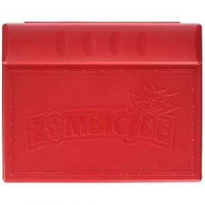 Storage Boxes Red: Zombicide