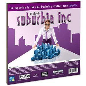Suburbia Inc: Suburbia exp