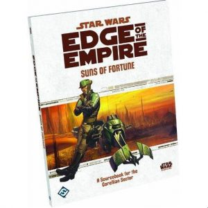 Star Wars: Edge of the Empire RPG - Suns of Fortune: A Sourcebook for the Corellian Sector