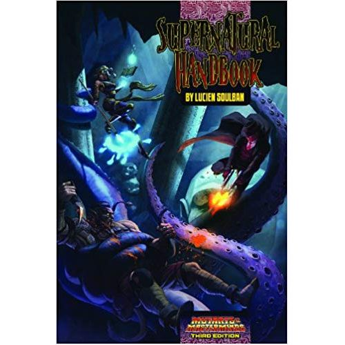 Supernatural Handbook: Mutants & Masterminds