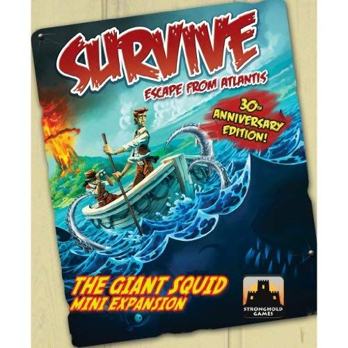 Survive: The Giant Squid - Also see SHG3005