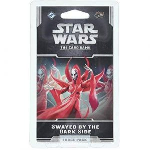 Star Wars LCG: Swayed By The Dark Side Force Pack expansion