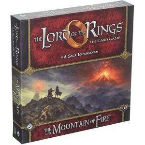 Lord of the Rings LCG: The Mountain of Fire Deluxe Expansion