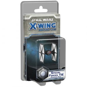 Star Wars: X-Wing - Tie/Sf Expansion Pack