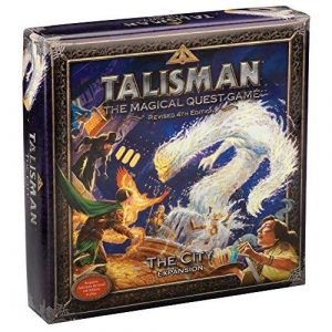 Talisman - The City (Medium Expansion)