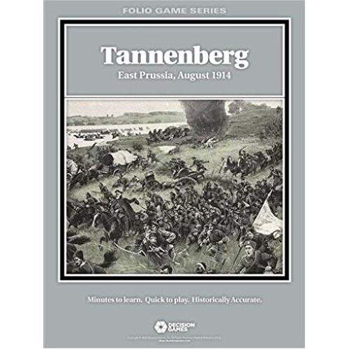 Tannenberg: WW1 battles Folio Series