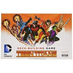 Teen Titans: DC Deck Building