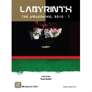 The Awakening: Labyrinth War Game Exp