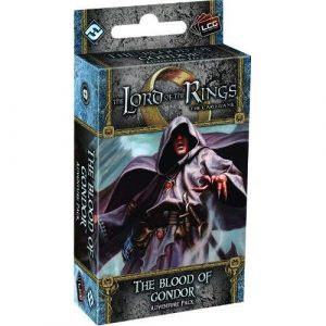 Lord of the Rings LCG: The Blood of Gondor Expansion Pack