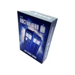 The Doctor Who Card Game 2nd Edition