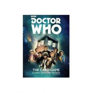 The Doctor Who Card Game Classic Doctor Edition