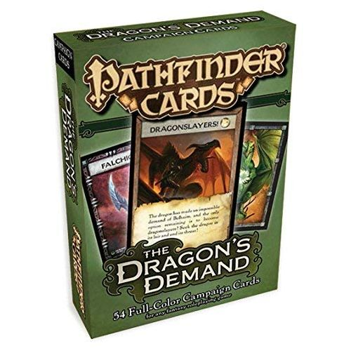 The Dragon's Demand Campaign Cards