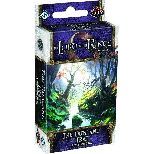 The Dunland Trap Adventure Pack: LOTR LCG