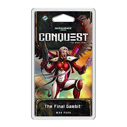 The Final Gambit War Pack: Conquest LCG