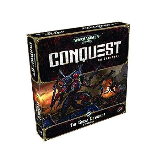 The Great Devourer Deluxe Exp: Conquest LCG