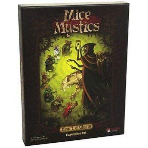 The Heart of Glorm: Mice and Mystics