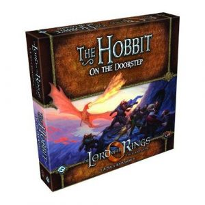 Lord of the Rings LCG: The Hobbit: On the Doorstep Expansion
