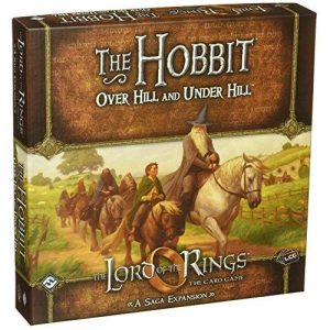 Lord of the Rings LCG: The Hobbit: Over Hill & Under Hill Expansion