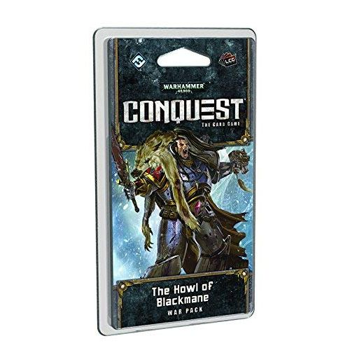 The Howl of the Blackmane War Pack: Conquest LCG