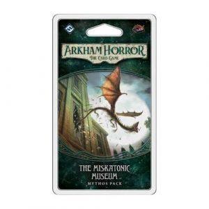 Arkham Horror LCG: The Miskatonic Museum Mythos Pack Expansion
