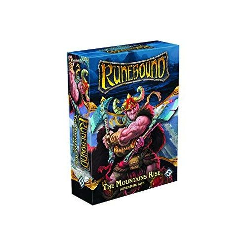 The Mountains Rise Adventure Pack: RuneBound 3rd Edition