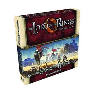 Lord of the Rings LCG: The Sands of Harad Adventure Pack